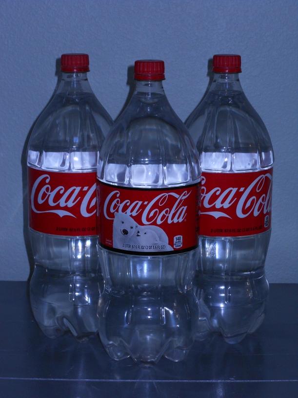 2-Liter Bottles