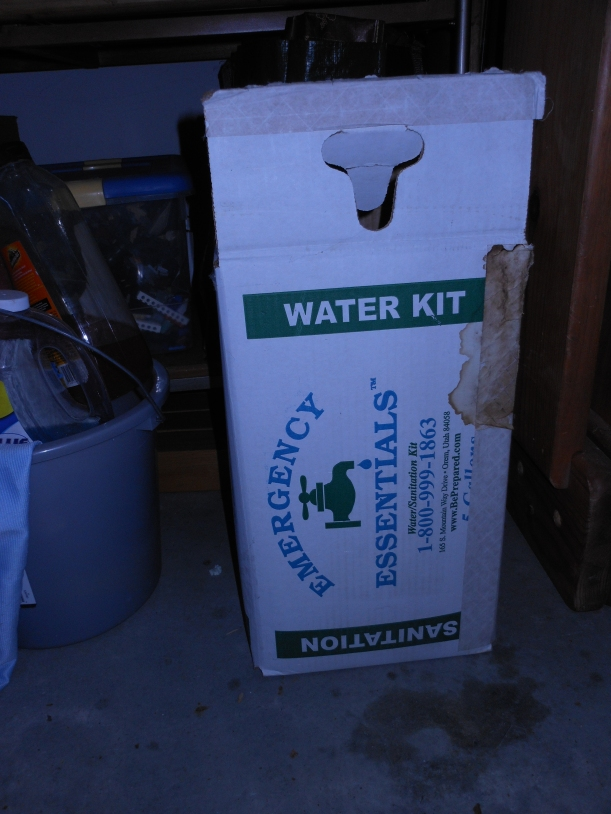 Box Water Kit