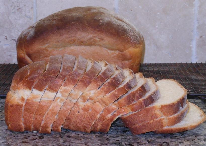 Bakin' my own bread!