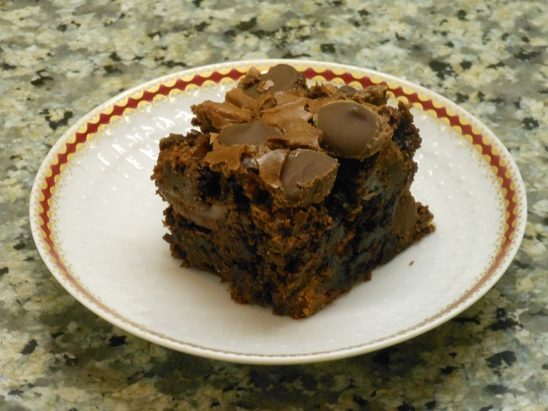 Everything But The Kitchen Sink Brownies