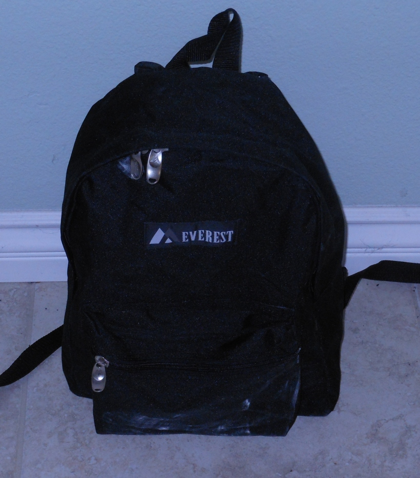 "We have a ""family"" 72 hour kit, which is a set of four backpacks."