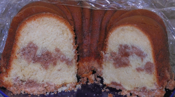 Corner Bakery Cinnamon Creme Cake Knock-off Recipe
