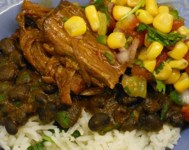 Cafe Rio Beef!