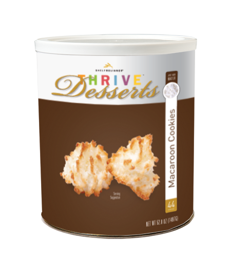 Thrive Macaroons, photo courtesy of Thrive.