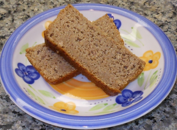 Ezekiel Quick Bread - Yummy!