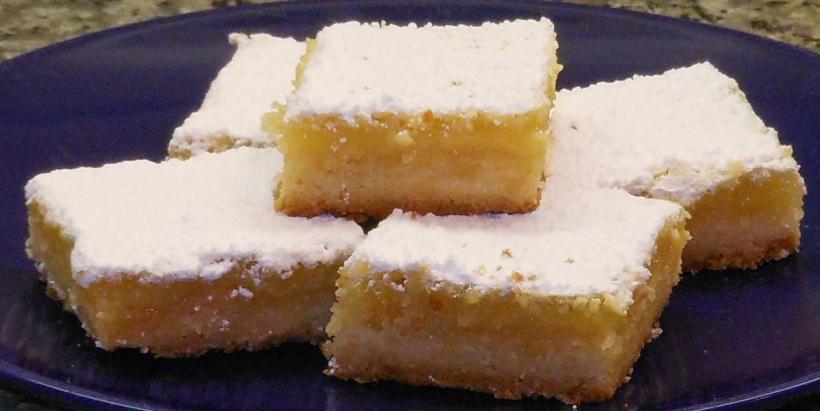 Super Delicious Lemon Bars!