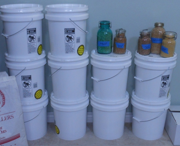 Food storage,!